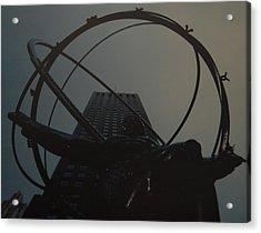 Atlas Acrylic Print by Rob Hans