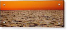 Autumn Waters Acrylic Print by John Pierpont