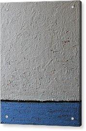 B777 Acrylic Print by Radoslaw Zipper