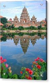Bali, Nusa Dua Acrylic Print by Rita Ariyoshi - Printscapes