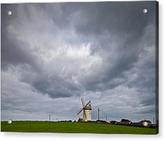 Ballycopeland Windmill, Built Circa Acrylic Print by Panoramic Images