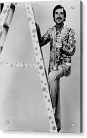 Band Leader Doc Severinson 1974 Acrylic Print by Mountain Dreams