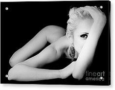 Beautiful Shape Acrylic Print by Jt PhotoDesign