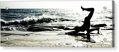 Become One Acrylic Print by Stelios Kleanthous
