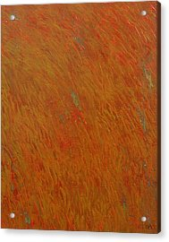 Being Swayed Acrylic Print by Jacob Stempky