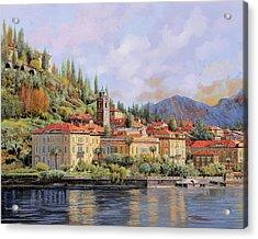 Bellagio Acrylic Print by Guido Borelli