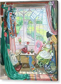 Bella's Room Acrylic Print by Timothy Easton