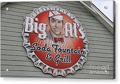 Big Als  3174 Acrylic Print by Jack Schultz