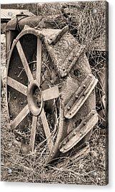 Big Iron II Acrylic Print by JC Findley