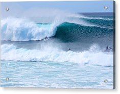 Big Pipeline Pro Acrylic Print by Kevin Smith