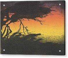 Bill Mcgee  Acrylic Print by Erik Paul