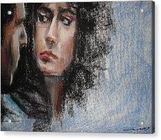 Blade Acrylic Print by Ana Picolini