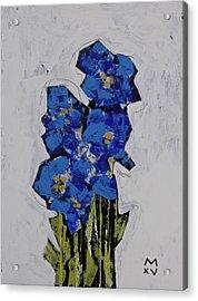Bloom No. 3  Acrylic Print by Mark M  Mellon