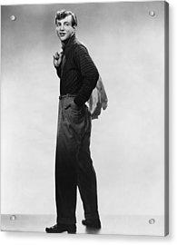 Bobby Darin, Ca. Mid-1950s Acrylic Print by Everett