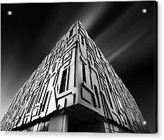 Borg Acrylic Print by Ivan Vukelic