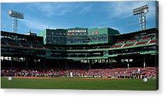 Boston's Gem Acrylic Print by Paul Mangold