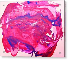 Broken Heart Transplant Acrylic Print by Bruce Combs - REACH BEYOND