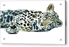 Broken Siesta Acrylic Print by Mark Adlington