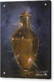 Broken Vessel Acrylic Print by Deborah Smith