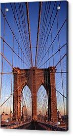 Brooklyn Bridge Acrylic Print by Brooklyn Bridge