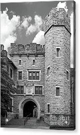Bryn Mawr College Pembroke Acrylic Print by University Icons