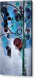 Bubble Tree - 055058167-86a7b2 Acrylic Print by Variance Collections
