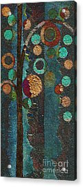 Bubble Tree - Spc02bt05 - Right Acrylic Print by Variance Collections