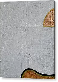 Untitled  Oil On Canvas 16x 20 2016 Acrylic Print by Radoslaw Zipper