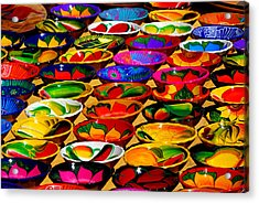 Cabo Art Acrylic Print by Craig Incardone