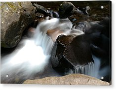 Calming Water Acrylic Print by Jeff Swan