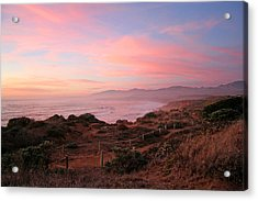 Cambria Acrylic Print by Michael Rock