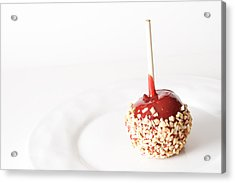 Candy Apple Acrylic Print by James BO  Insogna
