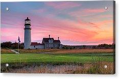 Cape Cod Highland Links Acrylic Print by Bill Wakeley