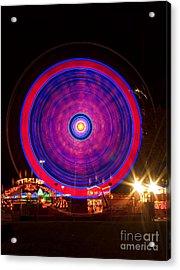 Carnival Hypnosis Acrylic Print by James BO  Insogna
