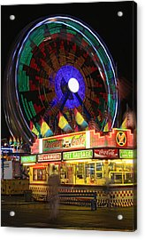 Carnival Acrylic Print by James BO  Insogna