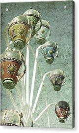 Carnivale Acrylic Print by Andrew Paranavitana