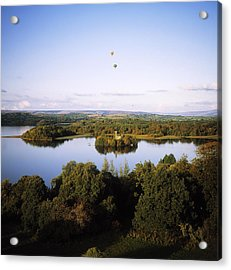 Castleisland Lough Key Forest Park Acrylic Print by The Irish Image Collection