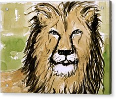Cecil II Acrylic Print by Pete Maier