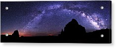 Celestial Arch Acrylic Print by Chad Dutson