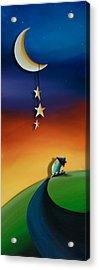 Charming Acrylic Print by Cindy Thornton