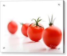 Cherry Tomatoes Acrylic Print by Kati Molin