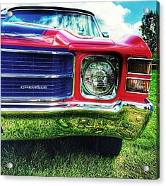 Chevelle Acrylic Print by Jame Hayes