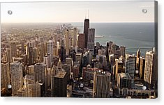 Chicago Acrylic Print by Steve Gadomski