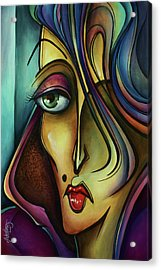 Chil Acrylic Print by Michael Lang