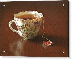 Classic Blend Acrylic Print by Barbara Groff