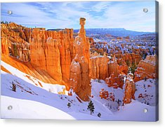 Classic Bryce Acrylic Print by Chad Dutson