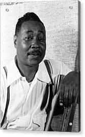 Claude Mckay 1890-1948 Jamaican Born Acrylic Print by Everett