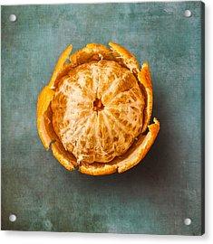Clementine Acrylic Print by Scott Norris