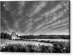 Cloud Illusion Acrylic Print by Elisabeth Van Eyken