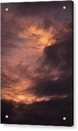 Clouds Acrylic Print by Clayton Bruster